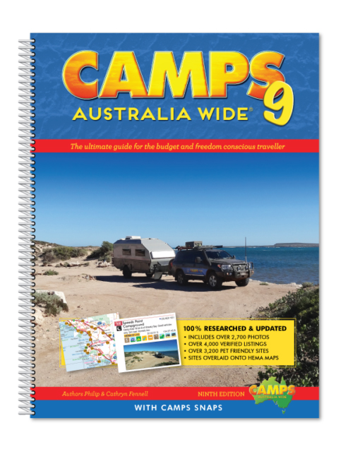 Camps Australia Wide 9 with Snaps
