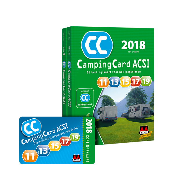 CampingCard guide and Card