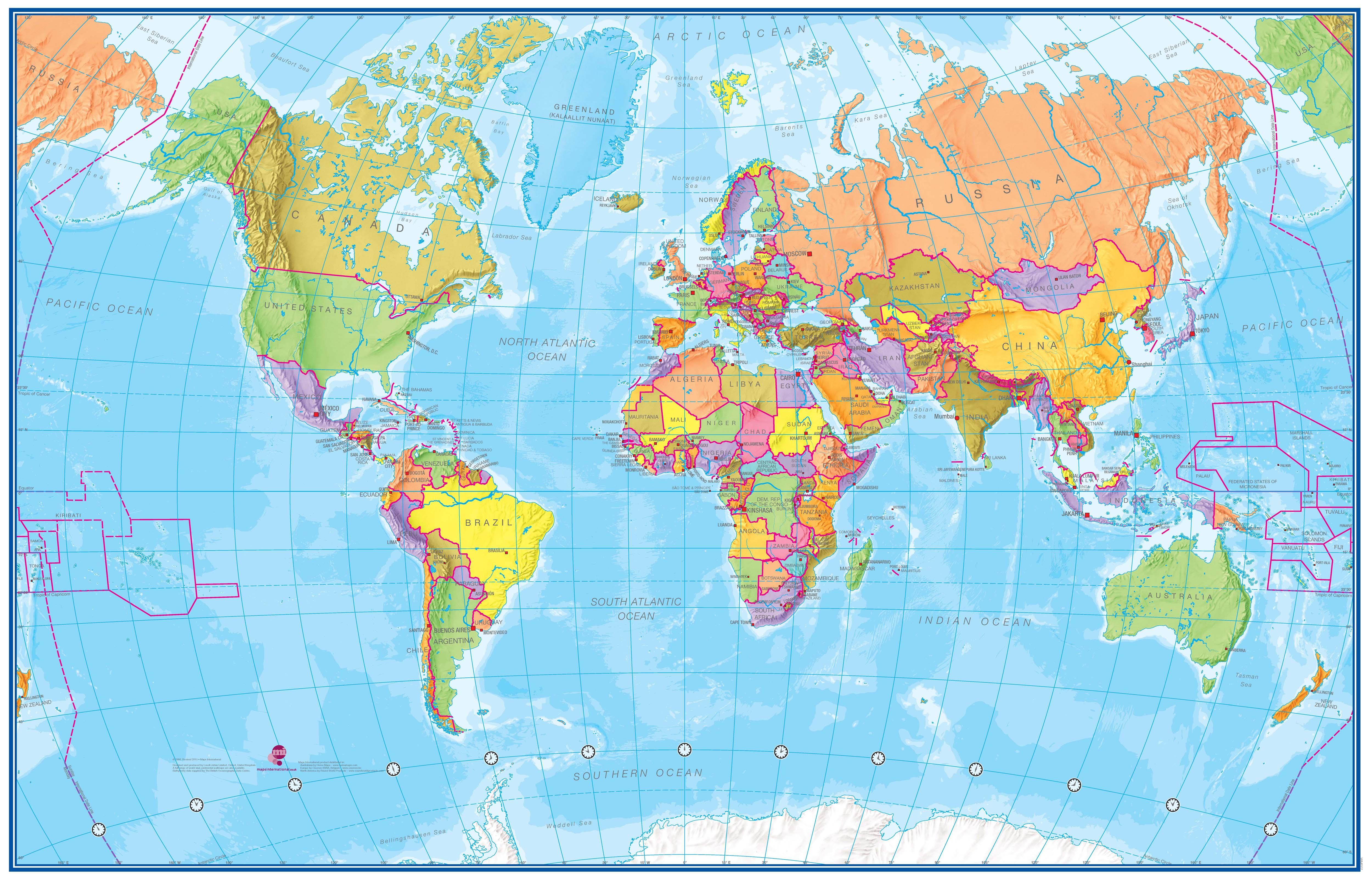 Craenen: World Puzzle - Extragoods