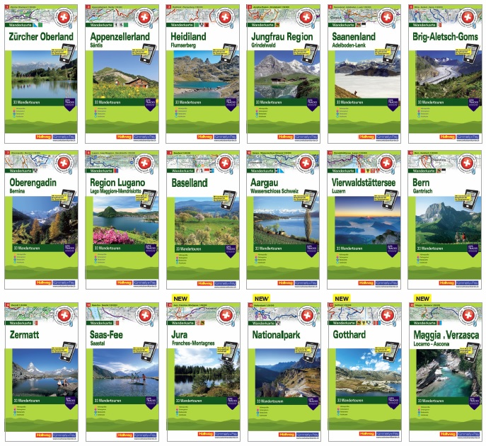 HKF Hiking Tourmaps