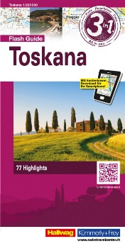 Flash guide Tuscany cover