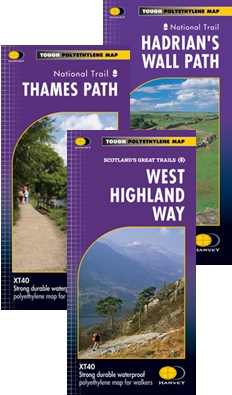 Route and Trail Maps