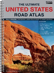 USA Ultimate Road atlas