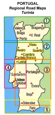 Overview regional maps