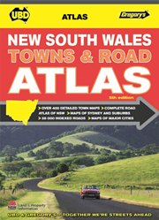 NSW Towns and Road Atlas